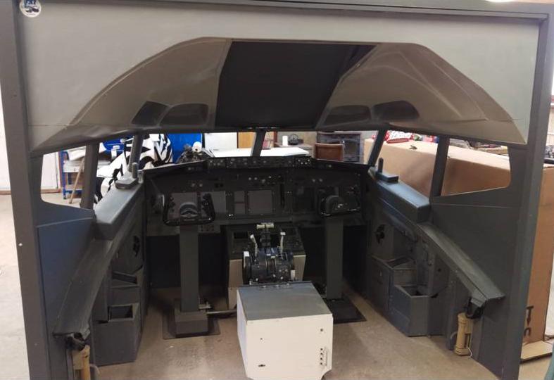 Full Boeing 737 Flight Simulator