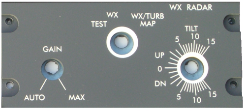 Weather Radar Panel
