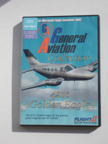 General Aviation Collection - 421C Golden Eagle