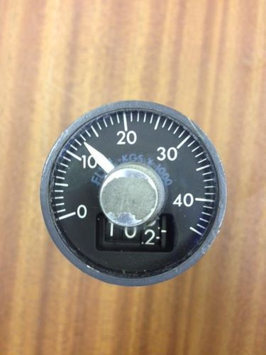 Cockpit fuel gauge
