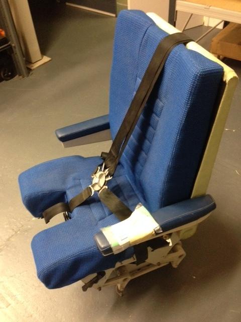 Aircraft Seats: Aircraft Cockpit Pilot Seat