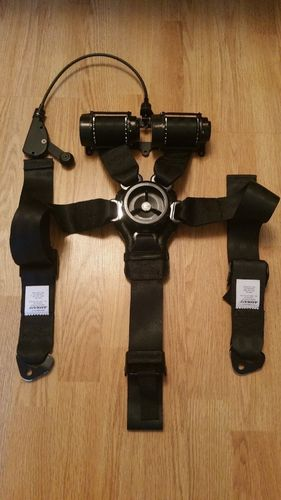 5 Point AMSAFE Cockpit Harness Seatbelt