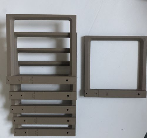 Boeing brown MIP Bezels (6)