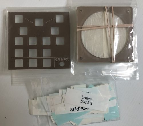 Boeing 777 misc spares kit