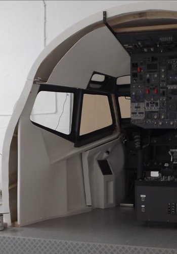 Pilots side interior liners set