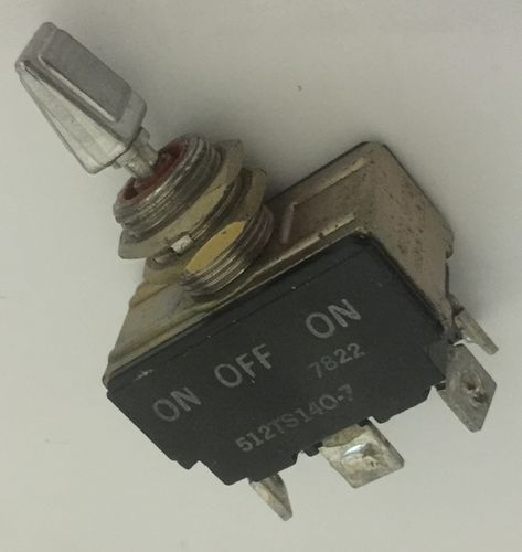 Real Aircraft Paddle Switch