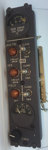 Oil Control Panel