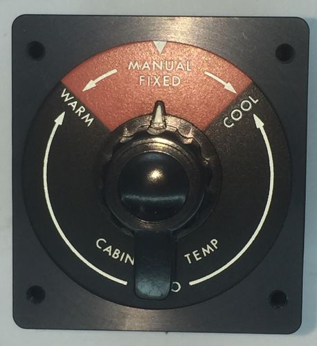 Cabin Temperature Control unit