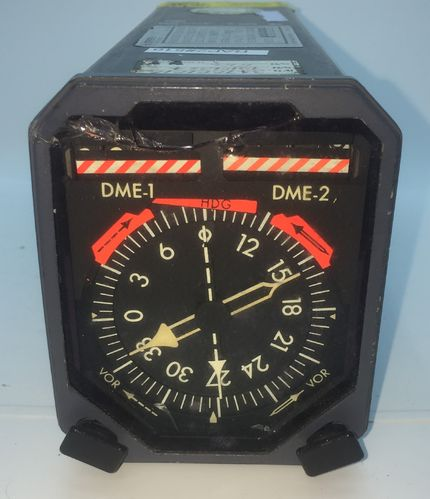 Boeing RMI & DME Control unit by Sperry.