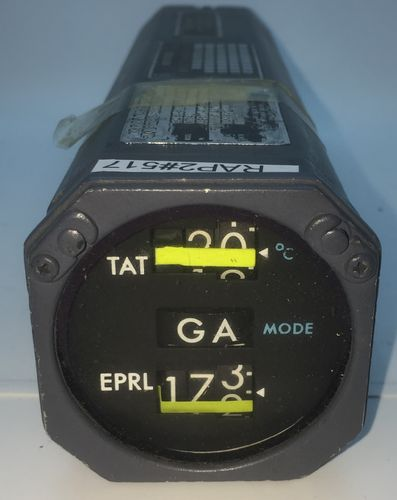 TAT and EPRL gauge