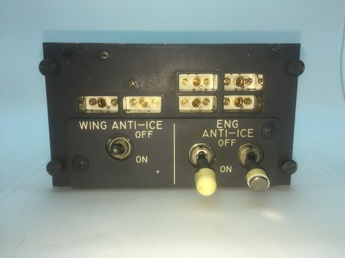 Boeing 737NG Overhead Anti-Ice Panel