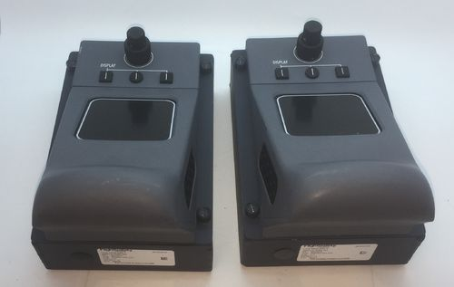 Pair of Boeing 787 Cursor Control Devices (CCD)