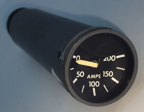 Small Amps gauge