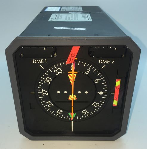HSI Compass and DME by Sperry